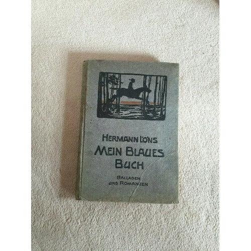 Hermann Löns Mein Blaues Band