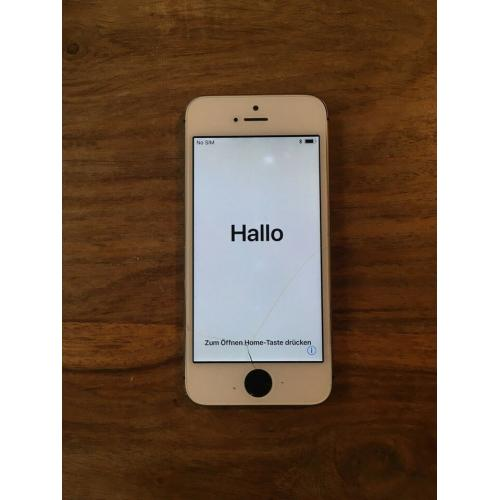 iPhone 5 16GB Space Grey