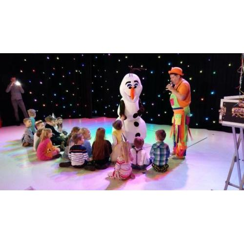 Kindershow mit Clown Fridolin